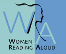 Women Reading Aloud -  the writer, the reader, the listener, the writer's voice